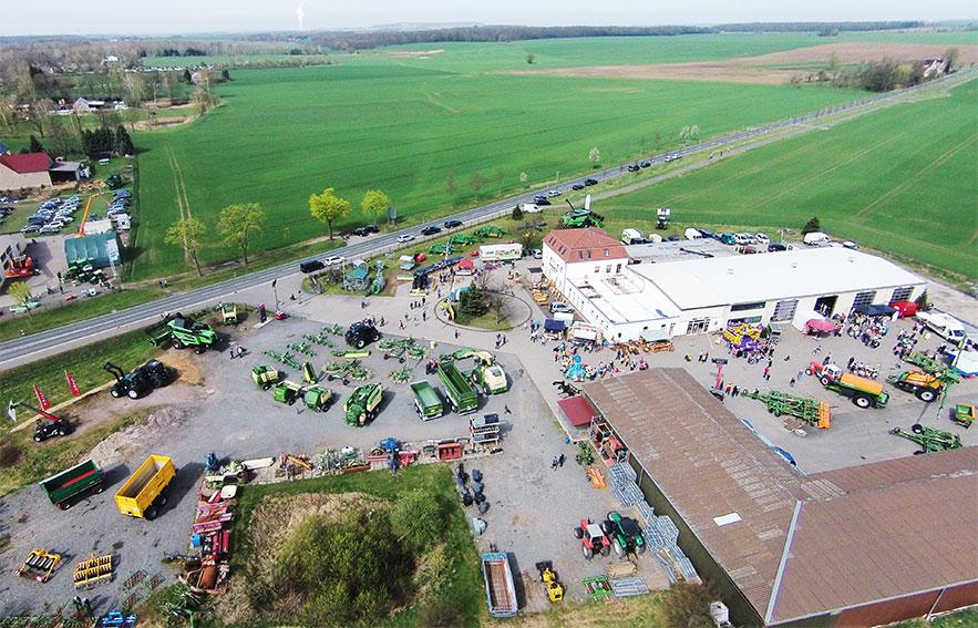 Standort Landtechnik Bad Lausick